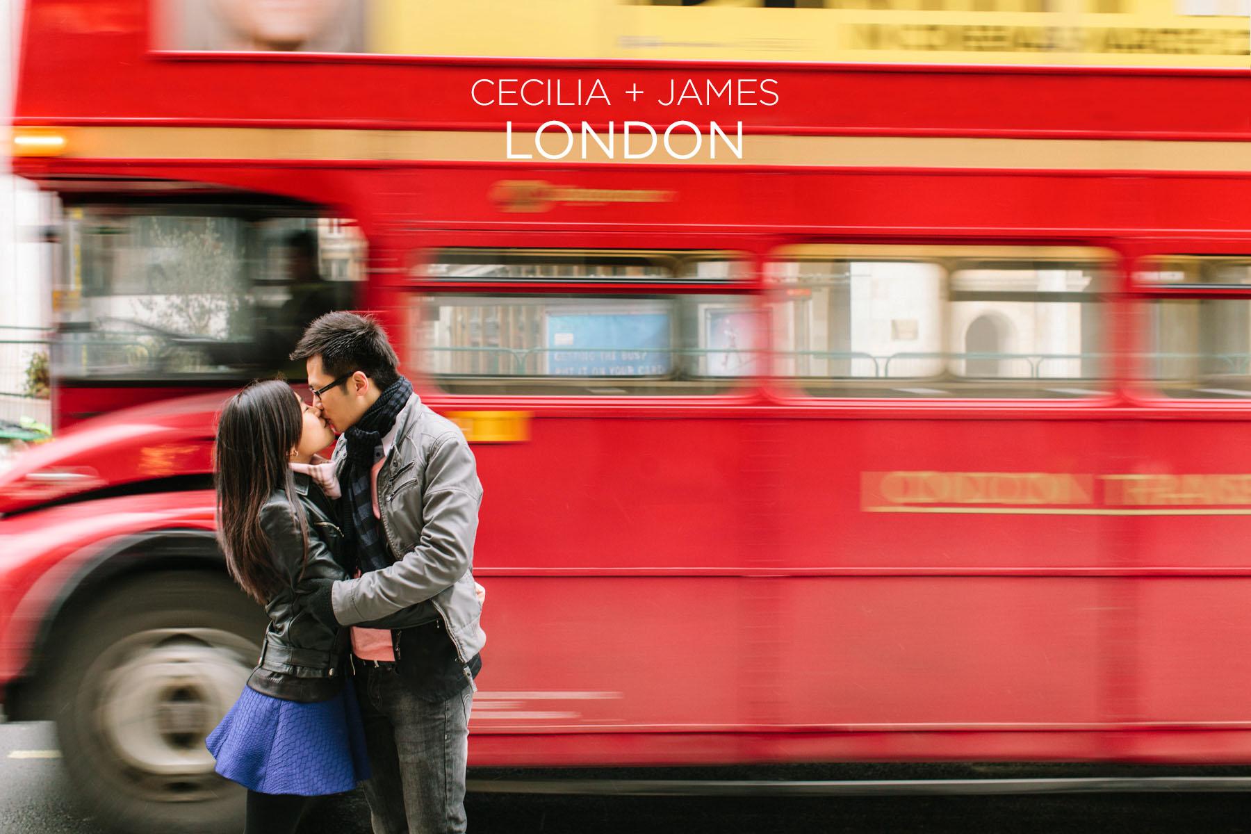 Cecilia and James