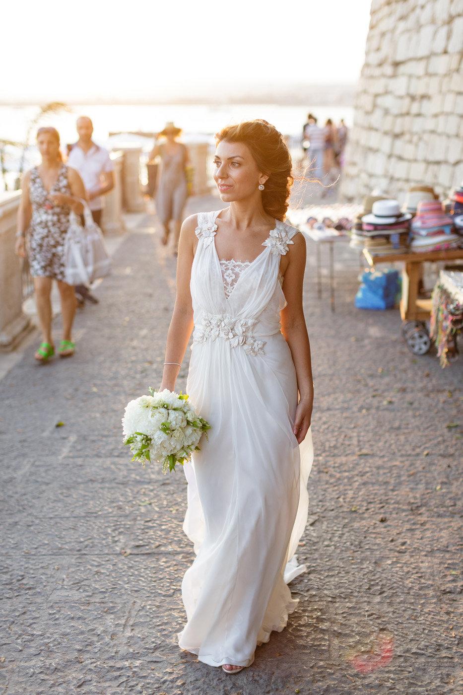 Francesca + Antonio - Sicily, Italy Wedding