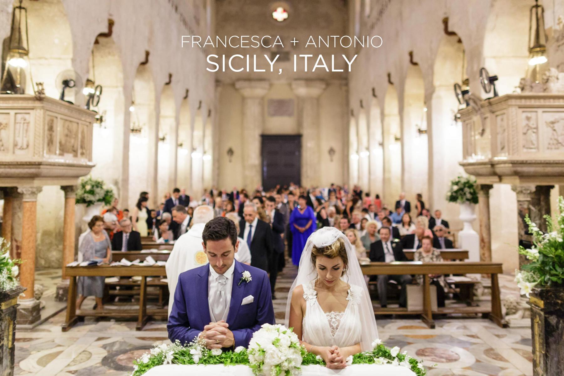 Francesca + Antonio