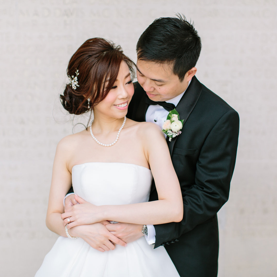 Jane and Bon - Casa Loma wedding