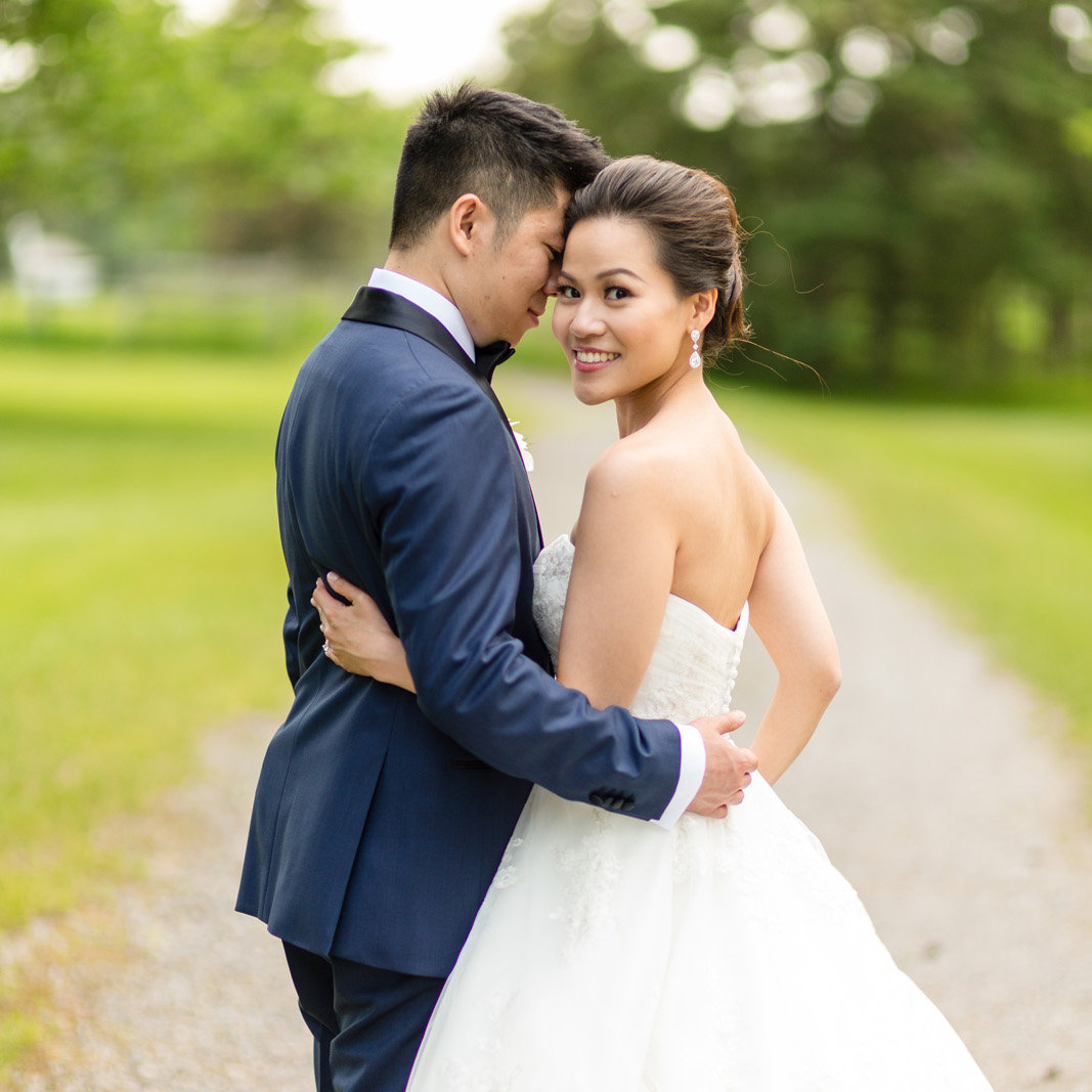 Melissa and Kenny - Angus Glen Golf Course wedding
