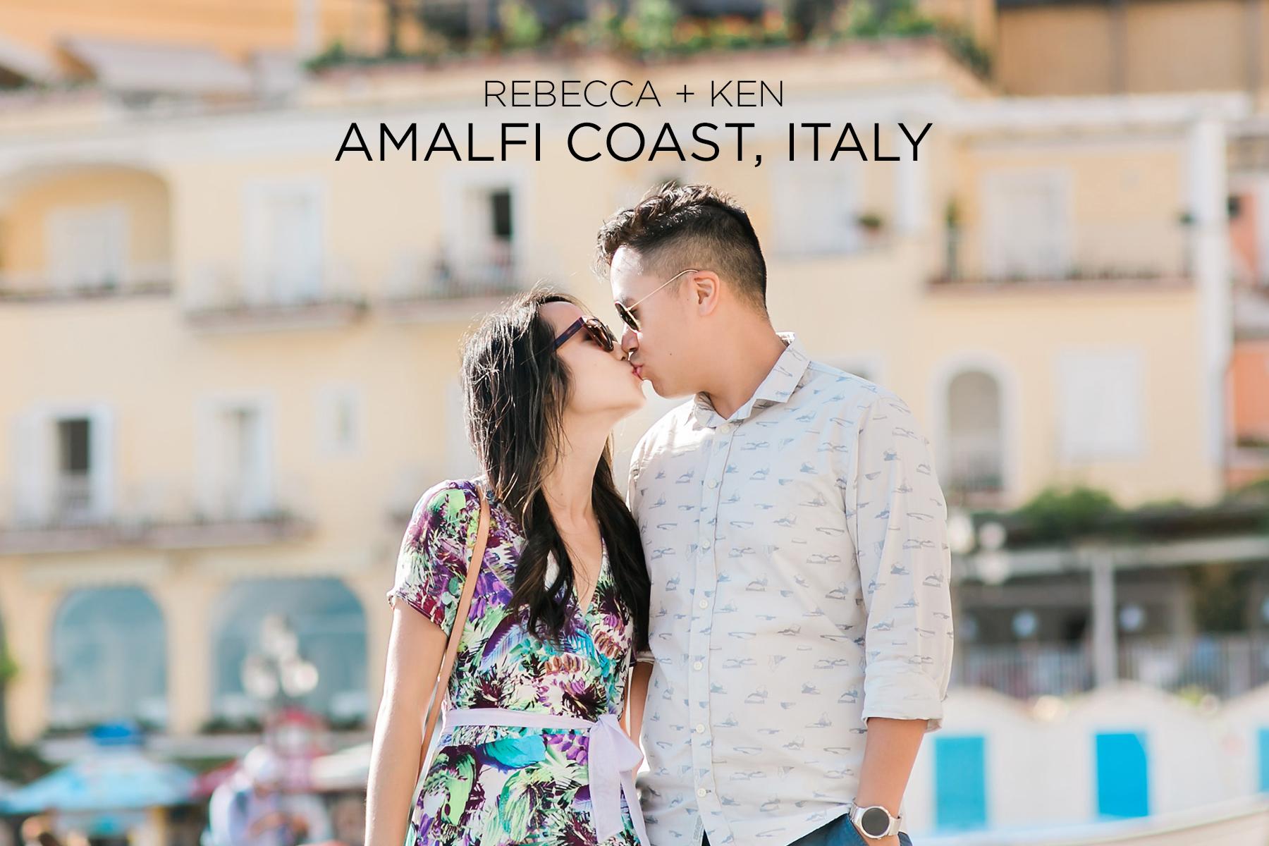 Rebecca and Ken