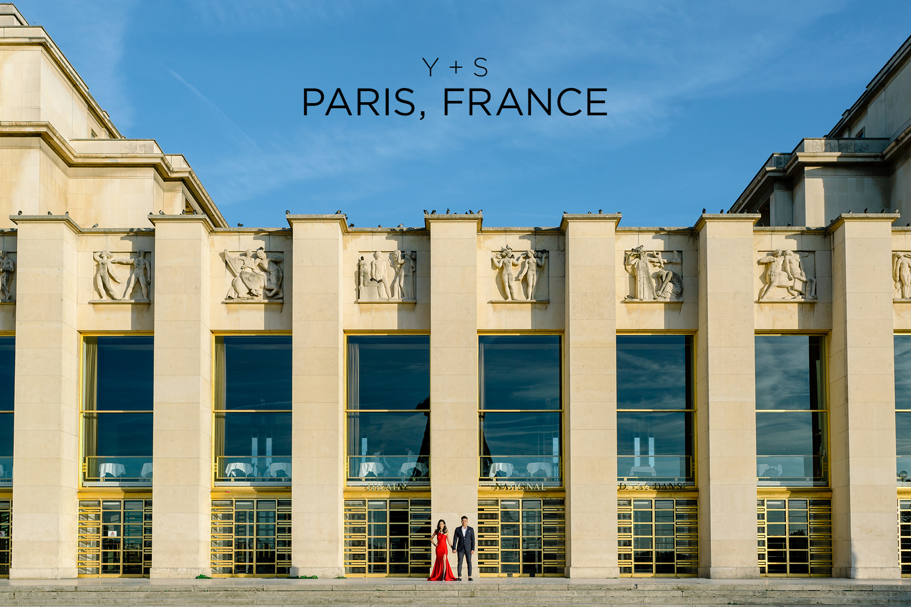 Y & S Paris Engagement Session